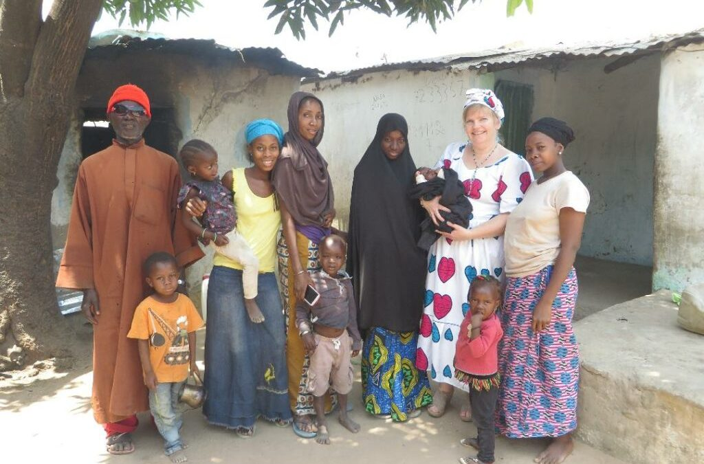 4Gambia and ResiRest: together we are supporting Gambian People